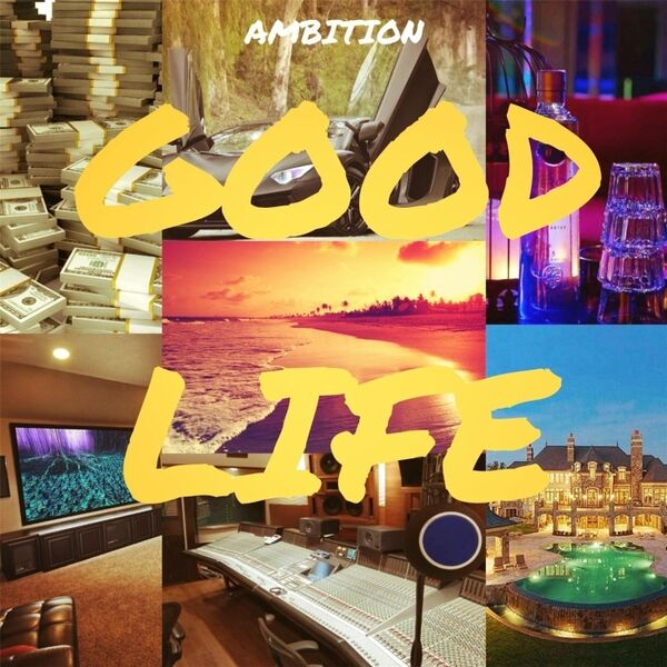 Cover art for Good Life